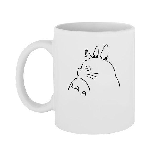 Чашка с рисунком Тоторо
