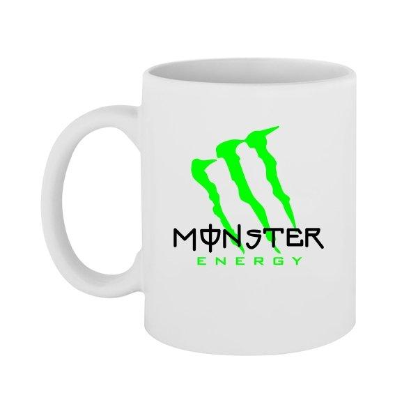 Чашка Monster Energy