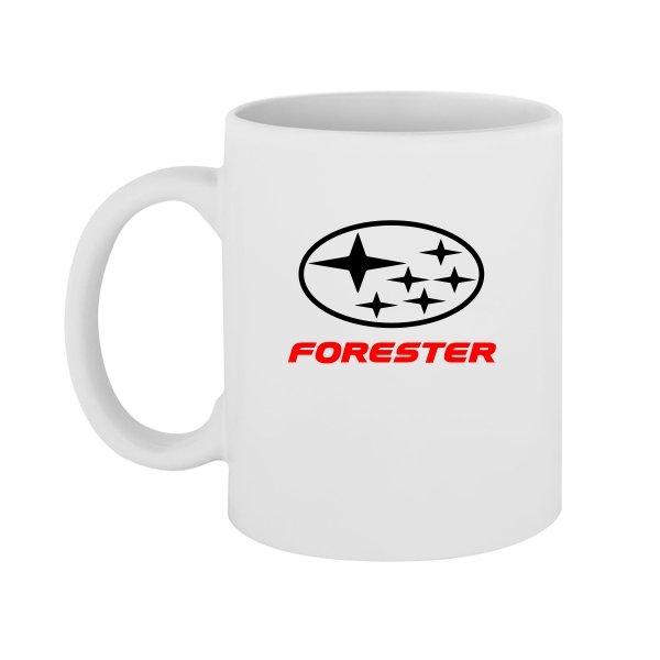 Чашка Subaru Forester