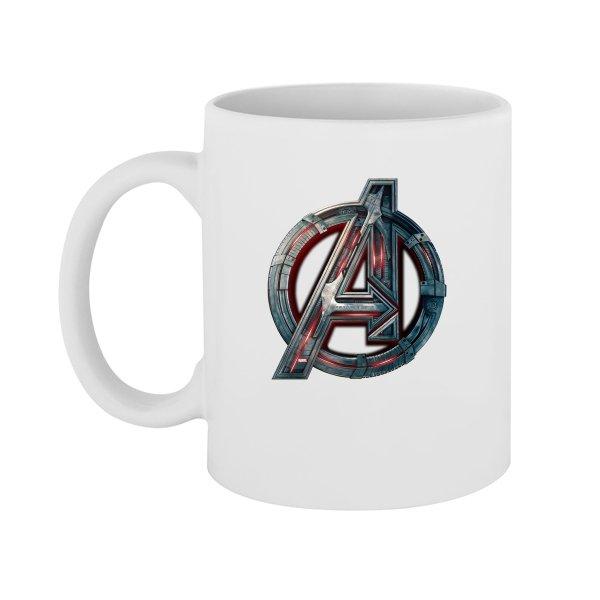 Чашка Знак Капитана Америки