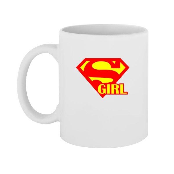 Чашка Super Girl
