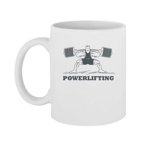Чашка Powerlifting Стойка