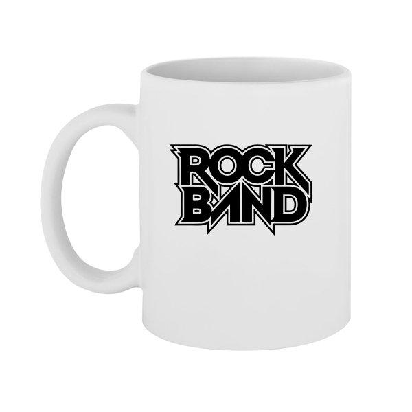 Чашка Rock Band