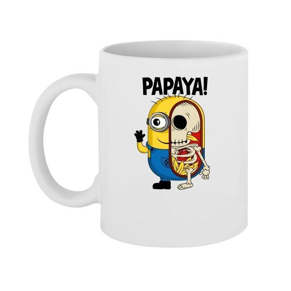 Чашка Papaya