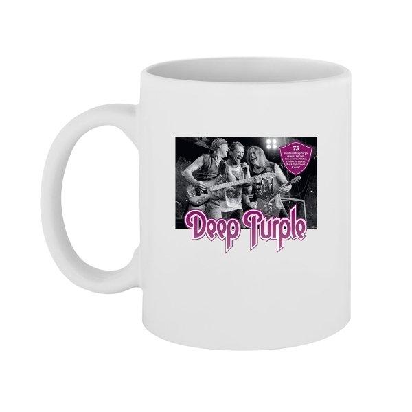 Чашка Deep Purple музыканты