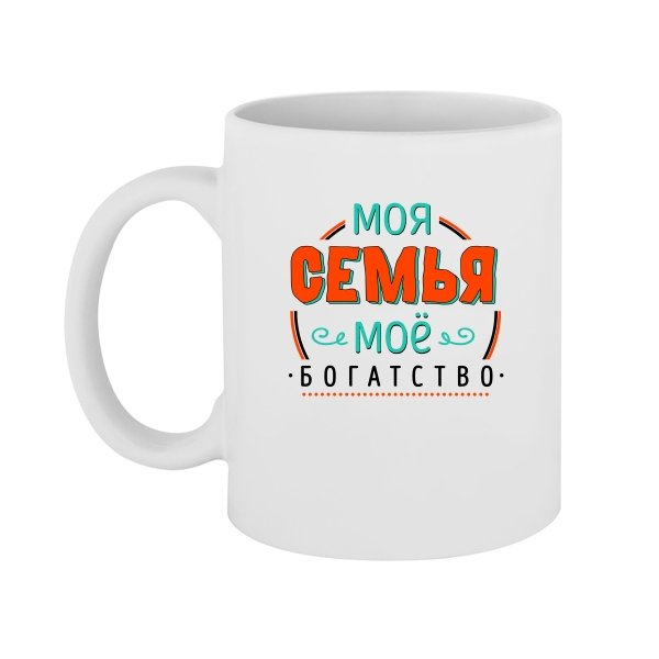 Чашка Семья
