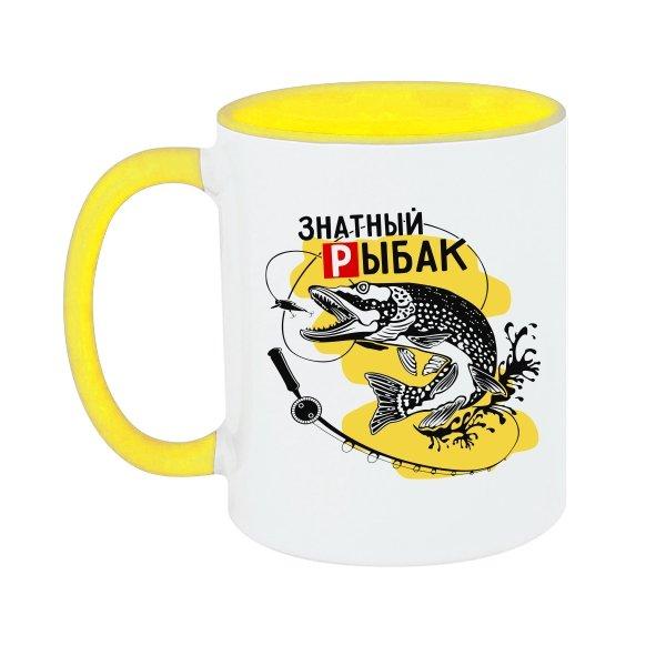 Чашка Знатный Рыбак