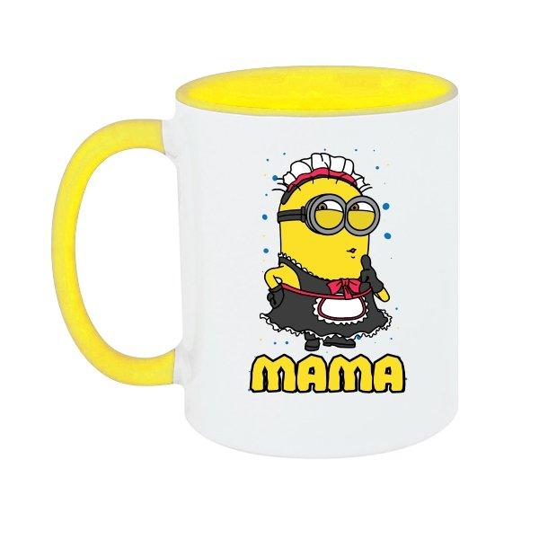 Чашка Мама Миньон