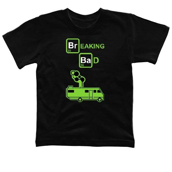 Детская футболка Фургон Лаба