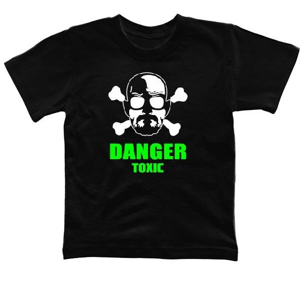 Детская футболка Danger Toxic