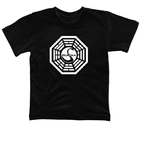 Детская футболка Dharma