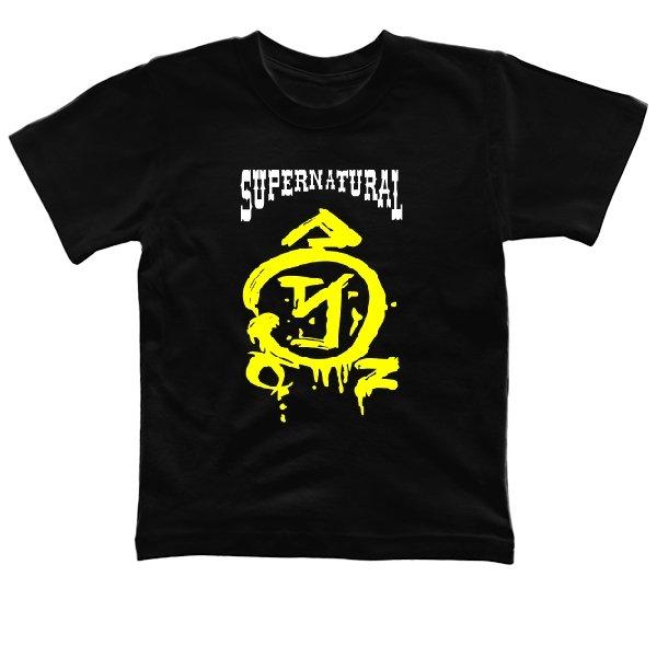 Детская футболка Сверхъестественное