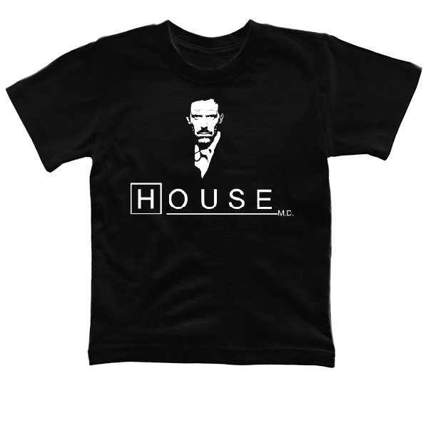 Детская футболка Доктор Хаус