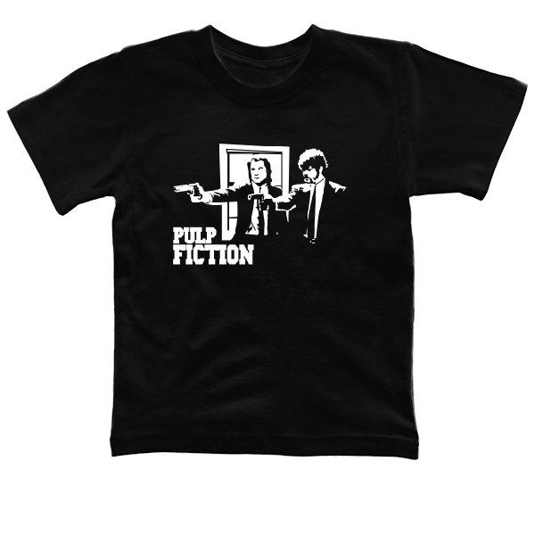Детская футболка Криминальное Чтиво