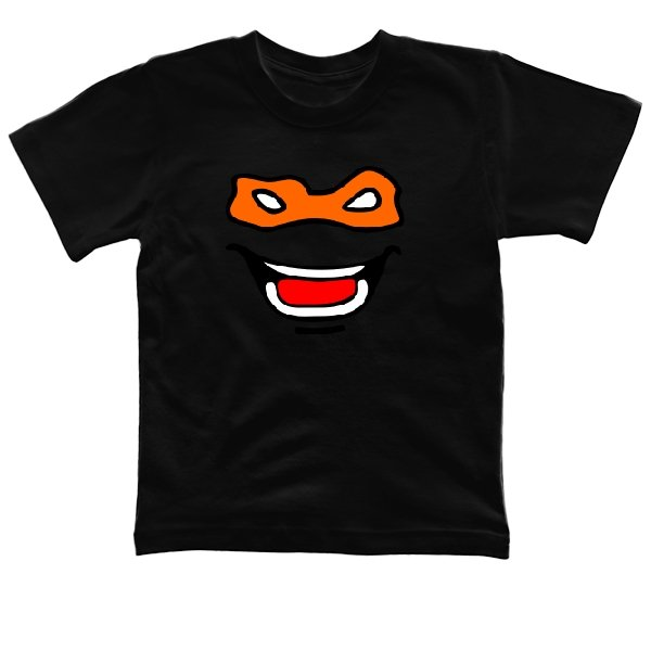 Детская футболка Микеланджело