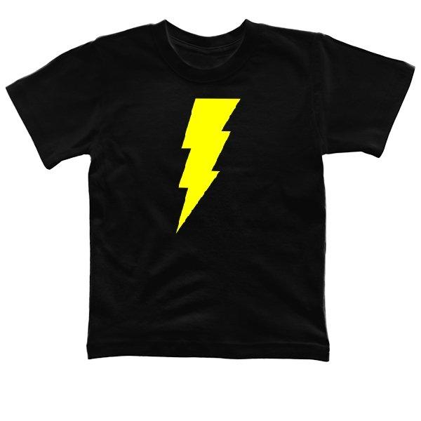 Детская футболка Молния Шелдона