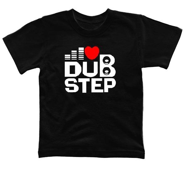 Детская футболка Dub Step
