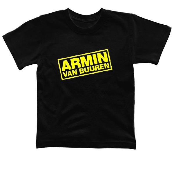 Детская футболка Armin van Buuren