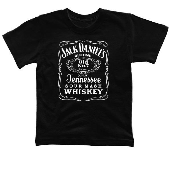 Детская футболка Jack Daniels