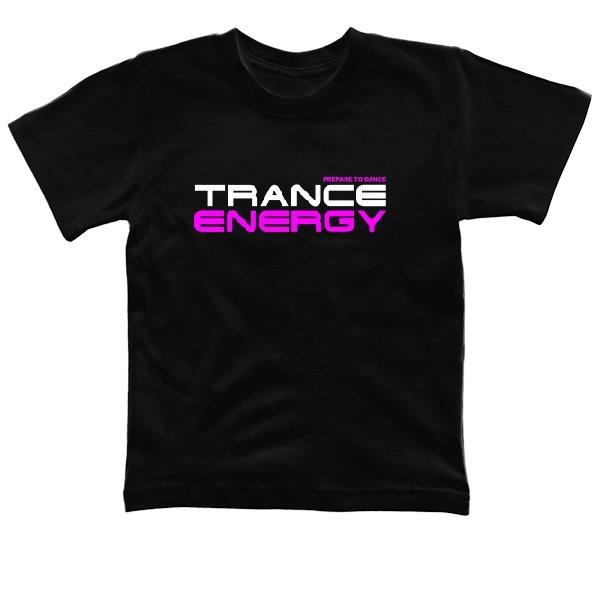 Детская футболка Trance Energy