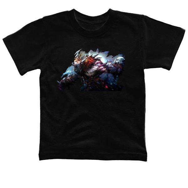 Детская футболка Ursa Render Dota 2