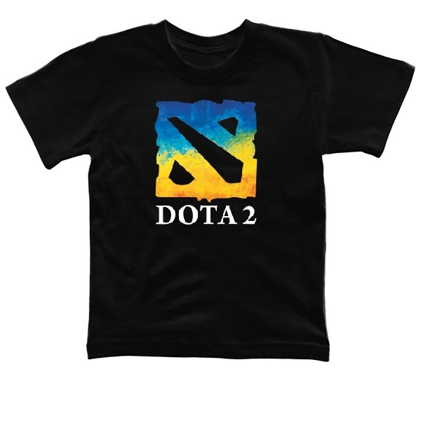 Детская футболка Dota 2 Ukraine Team