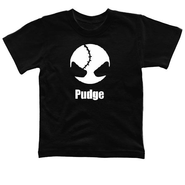 Детская футболка Pudge