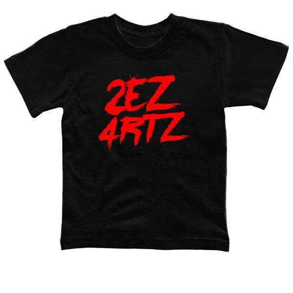 Детская футболка 2EZ4RTZ