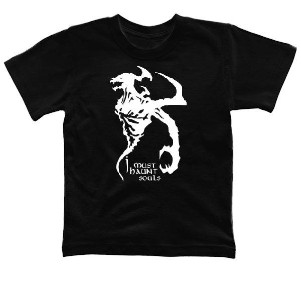 Детская футболка Nevermore Dota 2