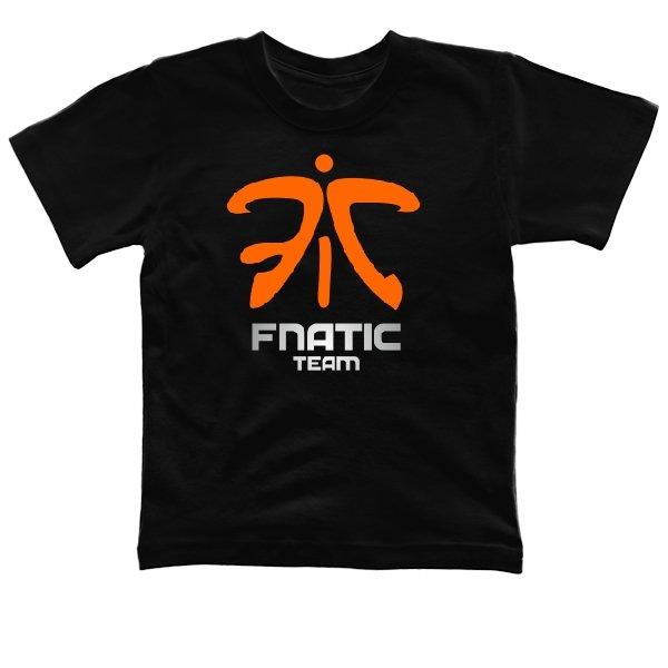 Детская футболка Fnatic Dota 2
