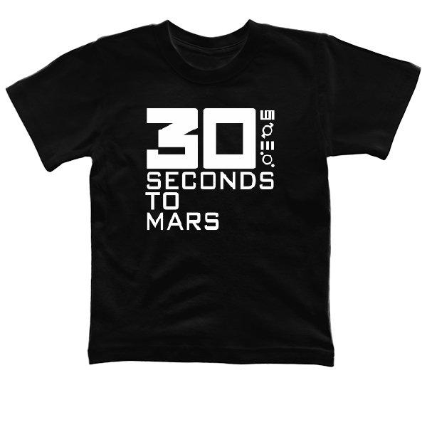 Детская футболка 30 seconds to mars