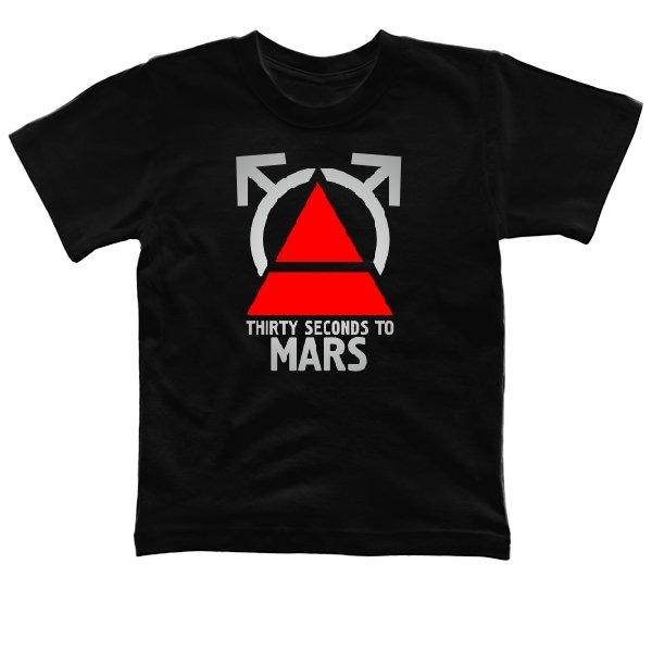 Детская футболка 30 Секунд до Марса
