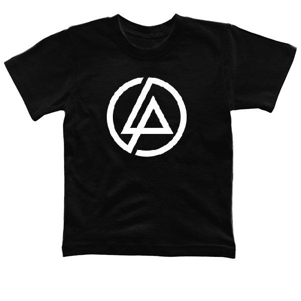 Детская футболка С логотипом Linkin Park
