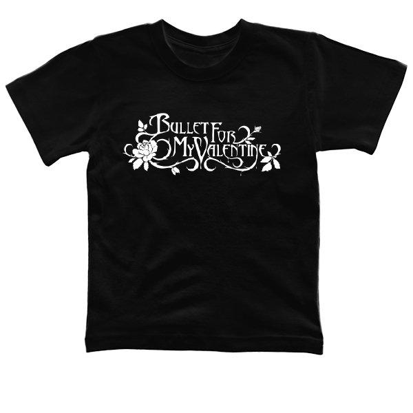 Детская футболка Bullet for my Valentine