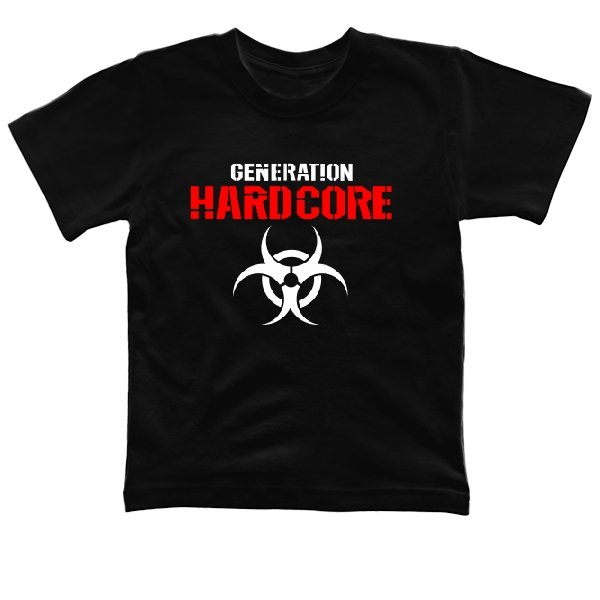 Детская футболка Generation Hardcore