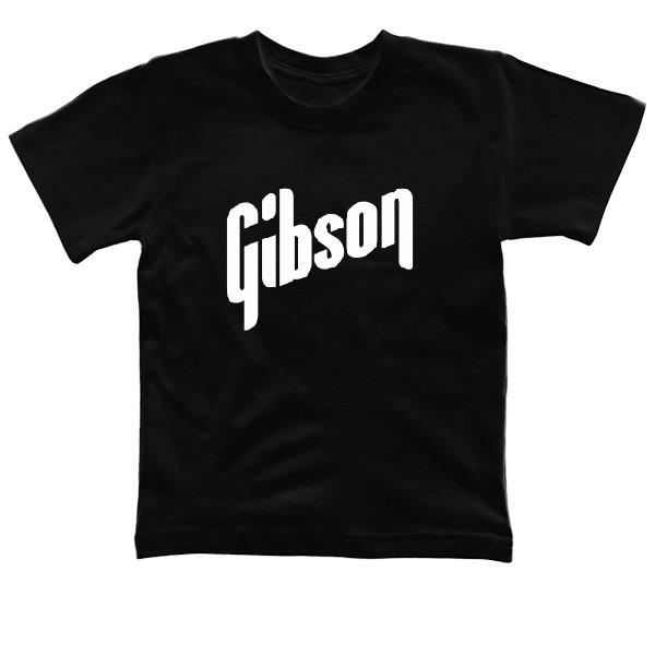 Детская футболка Gibson