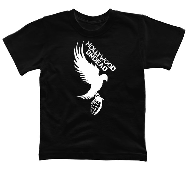 Детская футболка Hollywood Undead