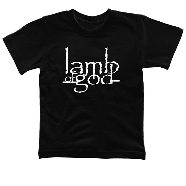 Детская футболка Lamb of God