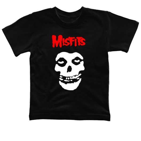 Детская футболка Мисфитс