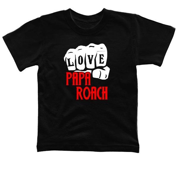 Детская футболка Papa Roach