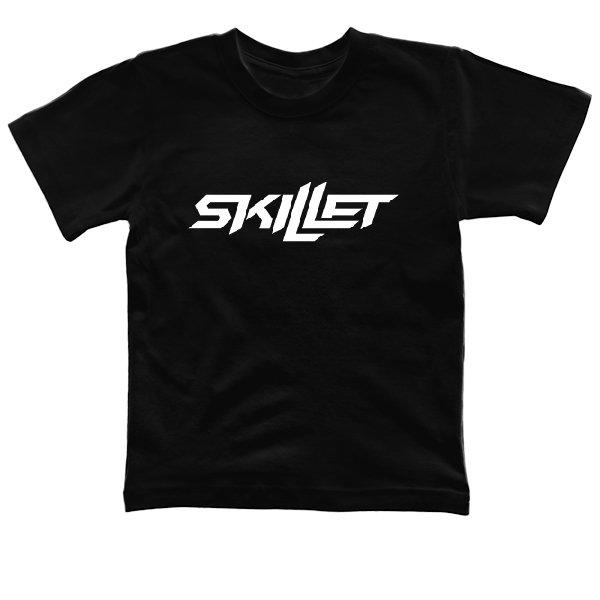 Детская футболка Skillet