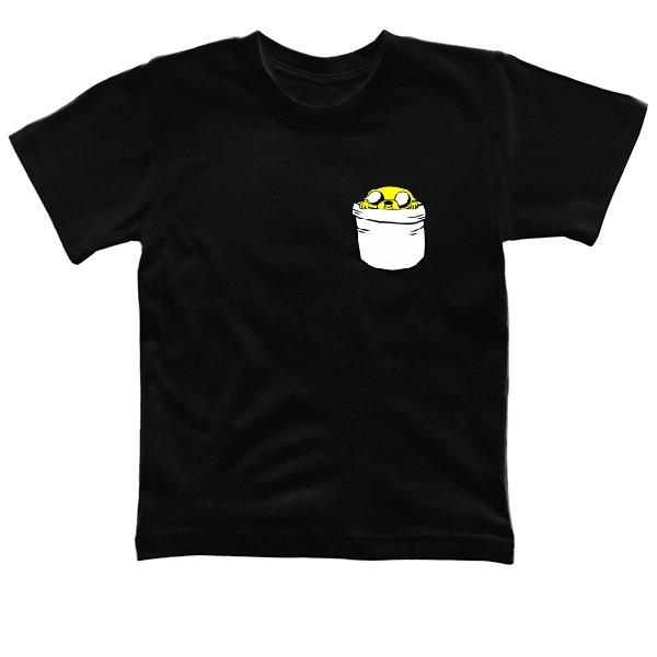 Детская футболка Джейк в кармашке