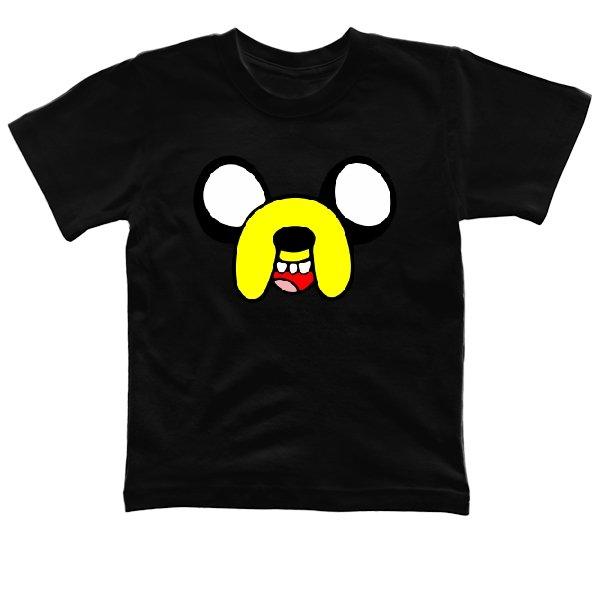 Детская футболка Мордочка Джейка