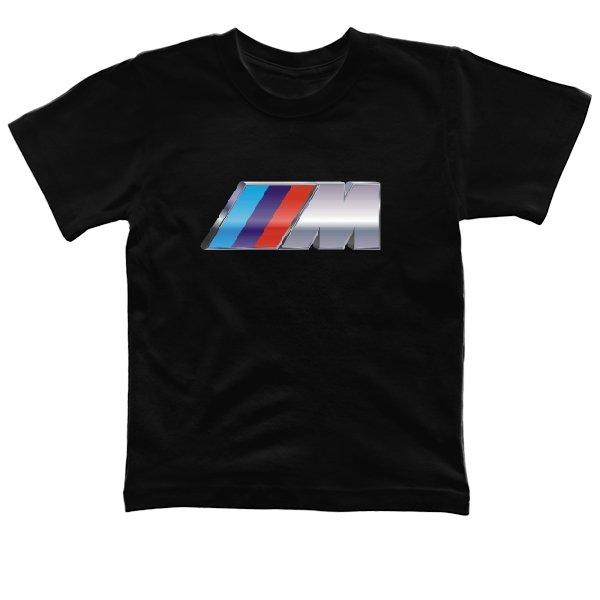 Детская футболка BMW M 3D