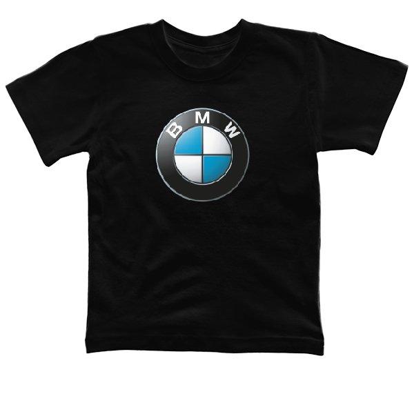 Детская футболка Логотип БМВ