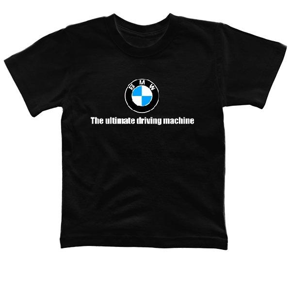Детская футболка The ultimate driving machine