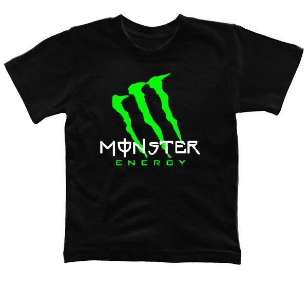 Детская футболка Monster Energy