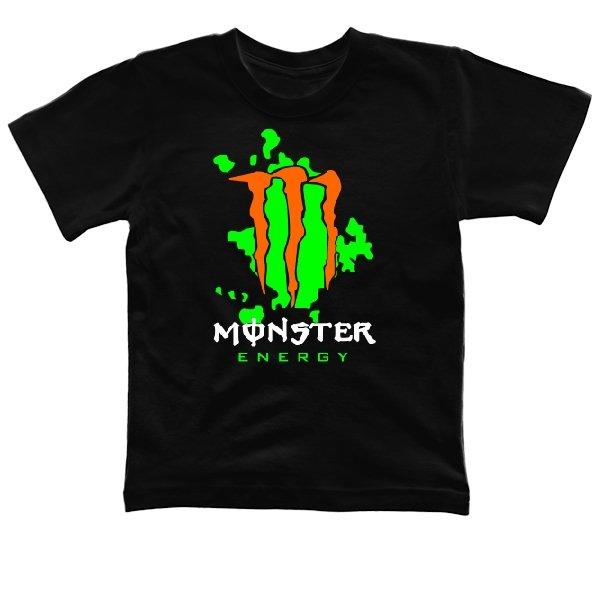 Детская футболка Монстер Энерджи