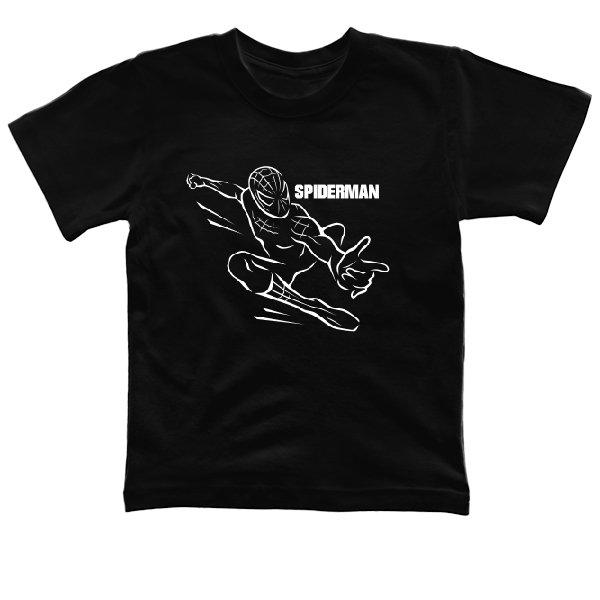 Детская футболка Spiderman
