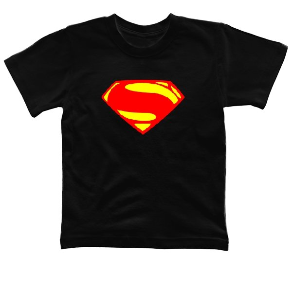 Детская футболка Superman new